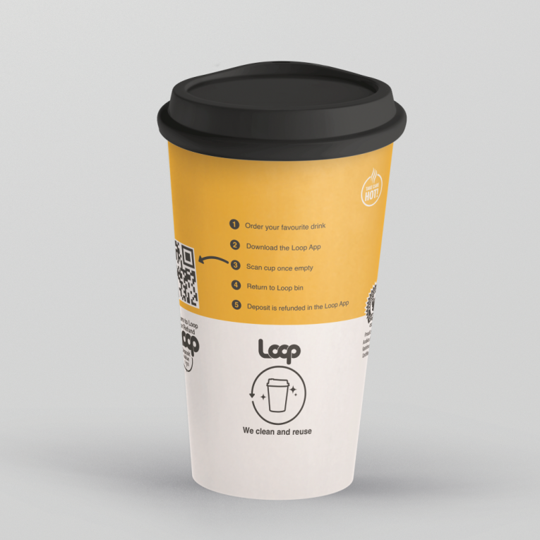 QSR Magazine: McDonald's to Test Reusable Cups in the U.K.